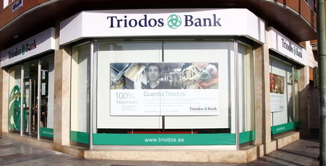 El programa del Huerto Ecológico en Triodos Bank